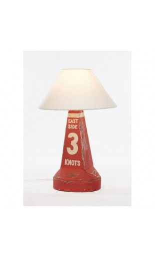 BUOY LAMP RED 3