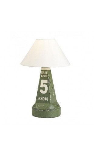 LAMPARA BOYA VERDE 5