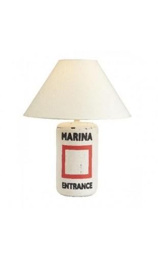 LAMPE BOUÉE MARINA ENTRANCE