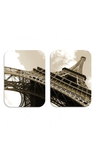 PAINTING EIFFEL TOWER 2