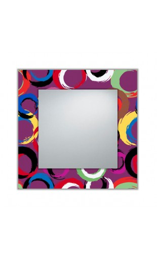 MIROIR POP ART 003