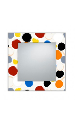MIROIR POP ART 004