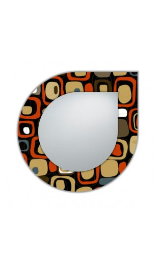 MIROIR POP ART 009