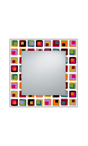 MIROIR POP ART 011