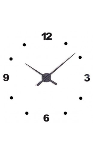 WALL CLOCK OJ 80 - 4 NUMBERS