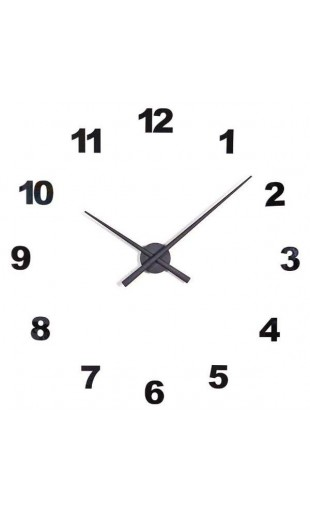 WALL CLOCK OJ 80 - 12 NUMBERS