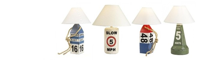 LAMPES MARITIMES