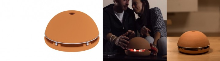 CANDLE POWERED HEATER
