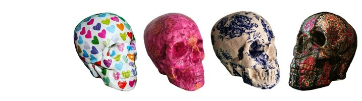 DECORATIVE SKULLS
