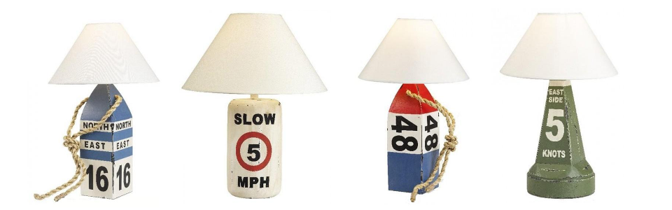 nautical decoration lamps