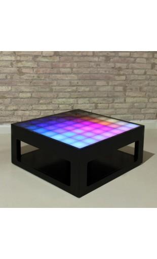 TABLE BASSE AVEC LED MYPIXEEK