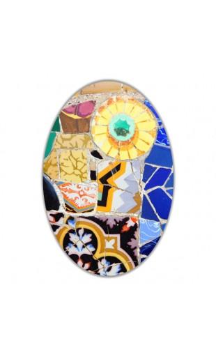 TABLEAU GAUDI MOSAIQUE 1