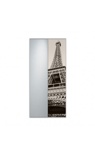 MIRROR EIFFEL TOWER 001